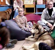 Собаки-терапевты едут в гости к детям Московской областной региональной общественной организации молодых инвалидов и семей с детьми-инвалидами «ОТ СЕРДЦА К СЕРДЦУ»