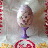 От сердца к сердцу конкурс Пасхальное яйцо