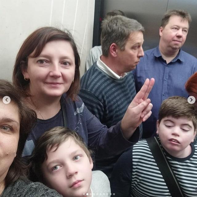 От сердца к сердцу Москва Сити_2