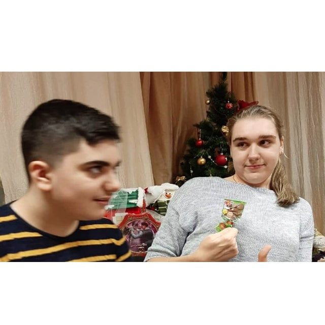 От сердца к сердцу Новогодний вечер_5