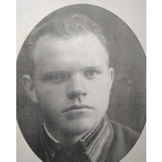 Иванов Сергей Егорович-прадед Катюши Клоковой